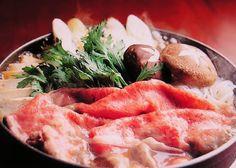 すき焼き Sukiyaki