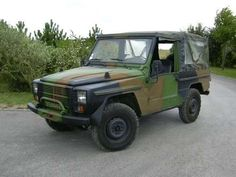 Peugeot P4 - french jeep