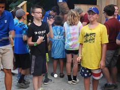 Sunday, July 24, 2016 - Flat Rock River YMCA Camp