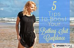 Boost Your Bathing Suit Confidence via @SparkPeople
