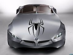 Spider big strong great HOOD VINYL DECAL ART STICKER GRAPHICS FIT CAR TRUCK SL71