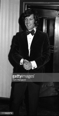 Richard Chamberlain during Richard Chamberlain Sighting at the Savoy ...