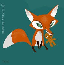 Don't believe a sly Fox Tod Polson Noble Tales