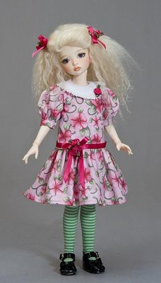 Doll by Martha Boers
