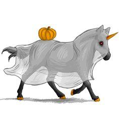 Unicorn Tennessee Walker Light Gray