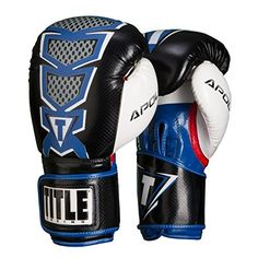 TITLE Boxing Infused Foam Apollo Bag Gloves Blue 16 oz ** Click on the affiliate link Amazon.com on image for additional details.