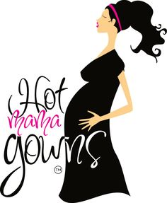 Ready to deliver your newborn in style, mama? It's time to say goodbye to those itchy, chemical smelling, faded hospital gowns that have been used over and over again and say hello to style and comfort.  We love Hot Mama Gowns!