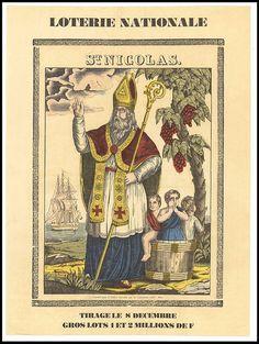 History of Santa Claus - and His Dark Companions