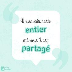 affichage classe citation Education Positive, Growth Mindset, Classroom Management, Montessori, Language, Positivity, Joy, Messages, Content