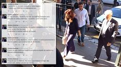 Cristina criticó el operativo en Comodoro Py y marcó la ausencia de Bonadio
