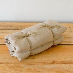 Image of Bouillotte en graines de lin