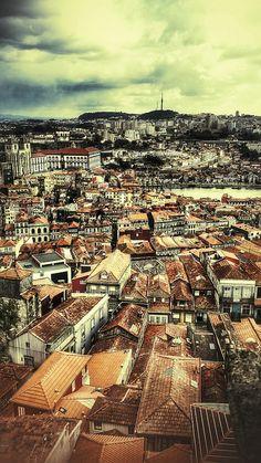 Porto, cidade Invicta www.webook.pt #webookporto #porto #bestviews