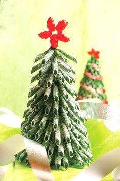 Foto: ★ ✄ DIY Bricolage Enfants Noël / DIY Christmas Tree ✄ ★  www.creamalice.com