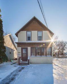 JUST LISTED | 1334 1 Avenue S, Fargo, ND 58103 Fargo Moorhead, 1st Avenue, 2 Story Houses, North Dakota, Full Bath, Real Estate, Cabin, Homes, House Styles