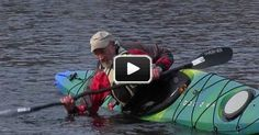 The high brace is a defensive stroke to help you avoid capsizing. Mike Aronoff demonstrates the technique in this short video.