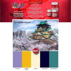#Paletasdecolores #Pintart