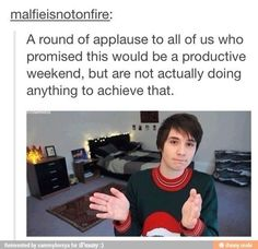 Procrastination to the max