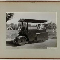 Wals met bestuurder, anonymous, 1931 - 1937 - Rijksmuseum