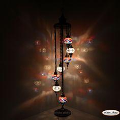 Die 17 Besten Bilder Von Mosaik Lampe