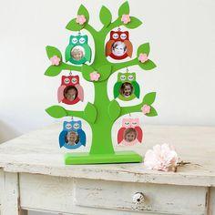 Árbol familiar infantil