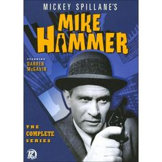Mickey Spillane's Mike Hammer: The Complete Series [12 Discs]