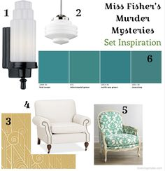 Miss Fishers Murder Mysteries Set Snaps - Love Snap Make