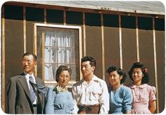 'Colors of Confinement': Japanese internment camp photographs by Bill Manbo - The Washington Post