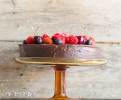 samettinen suklaakakku. Velvet chocolate cake with recipe #tekilasbakery