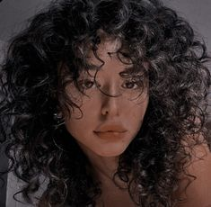 Hair Inspo, Hair Inspiration, Cabello Afro Natural, Curly Hair Styles, Natural Hair Styles, 80s Curly Hair, Aesthetic Hair, Pretty Face, Pretty Hairstyles