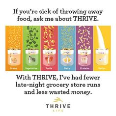 10 reasons to consult for Thrive Life | Recipes - Thrive Life | Pinterest  sc 1 st  Pinterest & 10 reasons to consult for Thrive Life | Recipes - Thrive Life ...