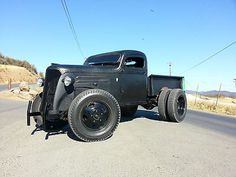 Chevrolet : Other Pickups Unique one of a kind Ratrod Farmtruck Dually 1937 Chevy Rat Rod dually unique one of a kind chopped top and shortened hot rod - http://www.legendaryfind.com/carsforsale/chevrolet-other-pickups-unique-one-of-a-kind-ratrod-farmtruck-dually-1937-chevy-rat-rod-dually-unique-one-of-a-kind-chopped-top-and-shortened-hot-rod/