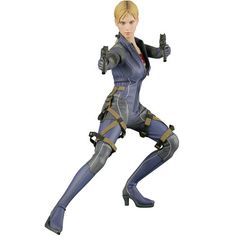 Resident Evil 5 Hot Toys Video Game Masterpiece 1/6 Scale Collectible Figure Jill Valentine Battle Suit Hot Toys http://www.amazon.com/dp/B004IYK2HA/ref=cm_sw_r_pi_dp_f2zMtb1Z0P6BW9NV