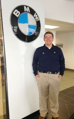 James Recently Transitioned From Our Resident Bmw Genius To Bmw Client Advisor He Has Been Working With Bmw S All Of His Life A Bmw Dealer Bmw Dealership Bmw
