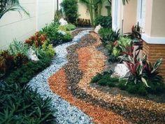 decoracion de jardines exteriores