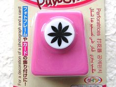 Japanese Paper Punch Cherry Blossoms M Size Paper Punch, Cherry