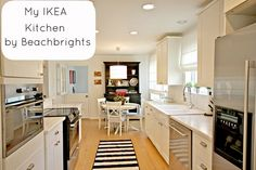 My #Ikea #kitchen before & after