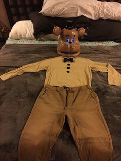 Full freddy fazbear costume