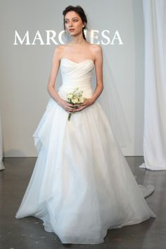 Marchesa Bridal Spring 2015 - Slideshow - Runway, Fashion Week, Fashion Shows, Reviews and Fashion Images - WWD.com