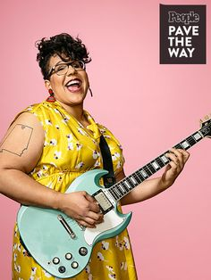 Alabama Shakes' Brittany Howard on Her Journey from Small-Town Mail Carrier to Meeting Paul McCartney and Becoming a Grammy Nominee http://www.people.com/article/alabama-shakes-brittany-howard-mail-carrier-grammy-nominee