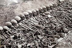 The genocide of Armenian Christians by Ottoman Muslims was very real, so was the appalling torture. Women were raped and crucified, people had horseshoes nailed to their feet as they were marched through the streets. Unspeakable atrocities were perpetrated. Yet almost no-one in the Islamic world, and too few in the West will acknowledge it even happened