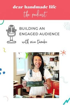Nica Tanaka encourage us to focus on building an engaged audience through being yourself and stop putting so much weight on numbers. She found a community that roots for her and today she's here to share her secrets to help you build a special relationship with your audience too. Creative Business, Business Tips, Community Building, Word Of Mouth, To Focus, Roots, Numbers, Encouragement, Relationship