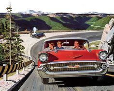 1957-Chevrolet-mountain-climb