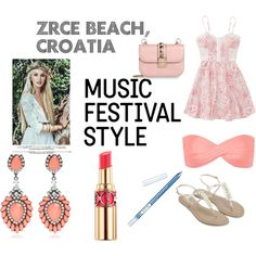 """""""MUSIC FESTIVAL STYLE"""" by jelena-peranic on Polyvore"""