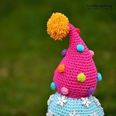 Crochet Christmas tree by VendulkaM
