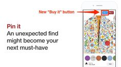 Pinterest's New 'Buy it' Button