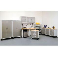 Seville Classics Ultrahd Full Door Storage Cabinet In 2019