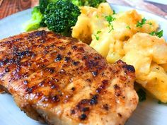 One inch thick, juicy, tender and delicious boneless pork chops made in your Instant Pot. Quite simply the best boneless pork chops i've ever made. I've tried several pork chop recipes in the Instant Pot but honestly, have only had mediocre results. So I set out to try and make pork chops how they really...Read More