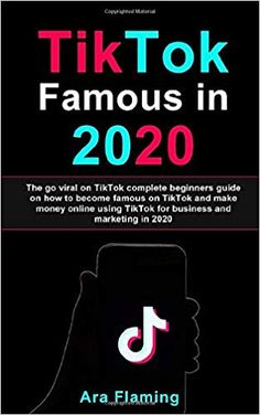 TikTok Famous in 2020 : The go viral on TikTok complete beginners guide on how to become famous on TikTok and make money online using TikTok for . Likes, More Views, Algorithm, Influencer) Real Followers, How To Get Followers, Make Money Online, How To Make Money, How To Become, How To Be Famous, Heart App, Get Free Likes, Online Marketing