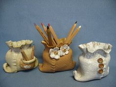 Keramika Seka - Katalog a ceník Ceramic Pots, Ceramic Pottery, Diy Clay, Clay Crafts, How To Make Ceramic, Paris Crafts, Diy Plaster, Clay Owl, Cute Clay