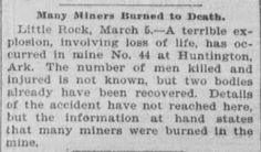 Genealogical Gems: On This Day: Miners burned http://genealogybyjeanne.blogspot.com/2015/03/on-this-day-miners-burned.html?spref=tw #OnThisDay #history